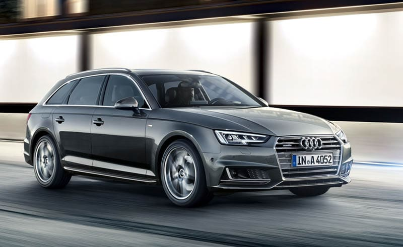 audi a4 avant 2 0 tdi 110 150 kw ps 6 gang dost. Black Bedroom Furniture Sets. Home Design Ideas
