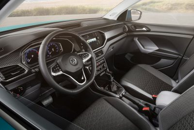 T-Cross Interieur