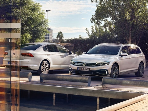 Passat GTE Business-Leasing